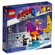 LEGO® LEGO® The Lego Movie Introducing Queen Watevra Wa'Nabi