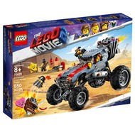 LEGO® LEGO® The Lego Movie Emmet and Lucy's Escape Buggy!