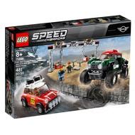 LEGO® LEGO® Speed Champions 1967 Mini Cooper S Rally and 2018 MINI John Cooper Works Buggy