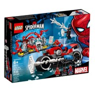 LEGO® LEGO® Super Heroes Spider-Man Bike Rescue
