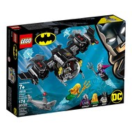 LEGO® LEGO® Super Heroes Batman™ Batsub and the Underwater Clash