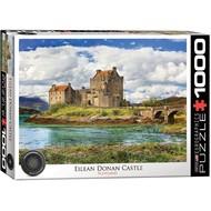Eurographics Eurographics Eilean Donan Castle, Scotland Puzzle 1000pcs