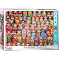 Eurographics Eurographics Russian Matryoshka Dolls Puzzle 1000pcs