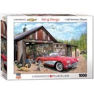 Eurographics Eurographics Out of Storage Puzzle 1000pcs