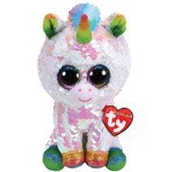 TY TY Beanie Boos Flippables Sequin Pixy Reg