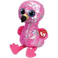 TY TY Beanie Boos Flippables Sequin Pinky Lrg