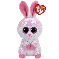 TY TY Beanie Boos Flippables Sequin Bonnie Reg SEASONAL
