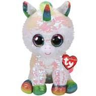 TY TY Beanie Boos Flippables Sequin Pixy Med
