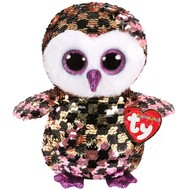 TY TY Beanie Boos Flippables Sequin Checks Reg