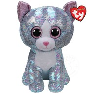 TY TY Beanie Boos Flippables Sequin Whimsy Reg