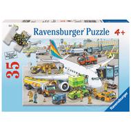 Ravensburger Ravensburger Busy Airport Puzzle 35pcs