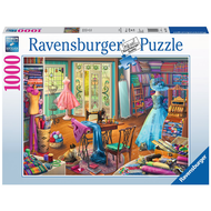 Ravensburger Ravensburger Seamstress Shop Puzzle 1000pcs