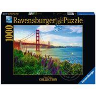 Ravensburger Ravensburger Golden Gate Sunrise Puzzle 1000pcs