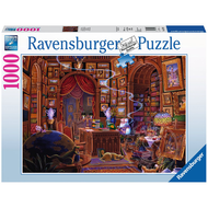 Ravensburger Ravensburger Gallery of Learning Puzzle 1000pcs