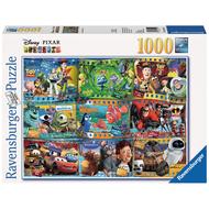 Ravensburger Ravensburger Disney Pixar Movies Puzzle 1000pcs