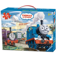 Ravensburger Ravensburger Thomas & Friends: At the Airport Floor Puzzle 24pcs