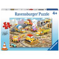 Ravensburger Ravensburger Raise the Roof! Puzzle 35pcs