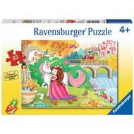 Ravensburger Ravensburger Afternoon Away Puzzle 35pcs