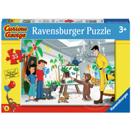 Ravensburger Ravensburger Curious George: Look Curious George! Puzzle 35pcs