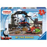 Ravensburger Ravensburger Thomas & Friends: At the Docks Puzzle 35pcs