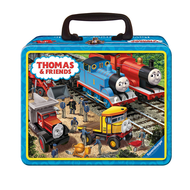 Ravensburger Ravensburger Thomas & Friends: Making Repairs Puzzle 35pcs in a Tin Box