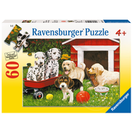 Ravensburger Ravensburger Puppy Party Puzzle 60pcs