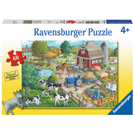 Ravensburger Ravensburger Home on the Range Puzzle 60pcs