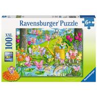 Ravensburger Ravensburger Fairy Playland Puzzle 100pcs XXL