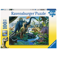 Ravensburger Ravensburger Land of Giants Puzzle 100pcs XXL