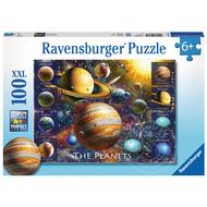 Ravensburger Ravensburger The Planets Puzzle 100pcs XXL