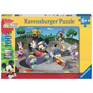 Ravensburger Ravensburger Disney Junior: At the Skate Park Puzzle 100pcs XXL