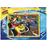 Ravensburger Ravensburger Disney Junior: Go Mickey! Puzzle 100pcs XXL