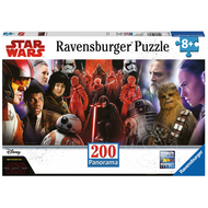 Ravensburger Ravensburger Star Wars Episode 8 Panoramic Puzzle 200pcs