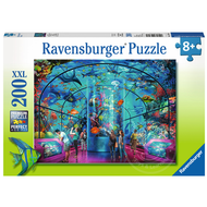 Ravensburger Ravensburger Aquatic Exhibition Puzzle 200pcs XXL