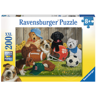 Ravensburger Ravensburger Lets Play Ball! Puzzle 200pcs XXL