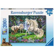 Ravensburger Ravensburger Mystical Unicorns Puzzle 200pcs XXL