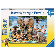 Ravensburger Ravensburger African Friends Puzzle 300pcs XXL