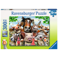 Ravensburger Ravensburger Say Cheese! Puzzle 300pcs XXL
