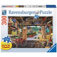 Ravensburger Ravensburger Grandpa's Garage Large Format Puzzle 300pcs