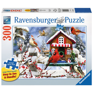 Ravensburger Ravensburger The Lodge Large Format Puzzle 300pcs