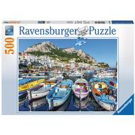Ravensburger Ravensburger Colorful Marina Puzzle 500pcs