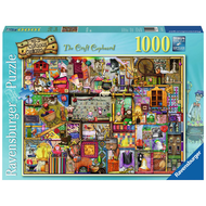 Ravensburger Ravensburger The Craft Cupboard Puzzle 1000pcs