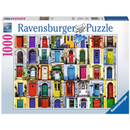 Ravensburger Ravensburger Doors of the World Puzzle 1000pcs