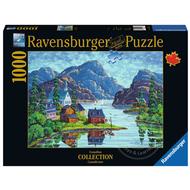 Ravensburger Ravensburger The Saguenay Fjord Puzzle 1000pcs