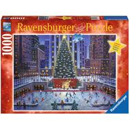 Ravensburger Ravensburger NYC Christmas Puzzle 1000pcs