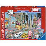 Ravensburger Ravensburger New York Puzzle 1000pcs
