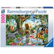 Ravensburger Ravensburger Adventure in the Jungle Puzzle 1000pcs