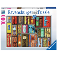 Ravensburger Ravensburger Antique Doorknobs Puzzle 1000pcs