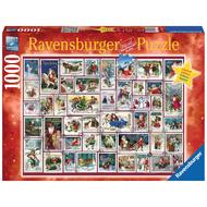 Ravensburger Ravensburger Christmas Wishes Puzzle 1000pcs
