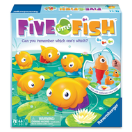 Ravensburger Ravensburger Five Little Fish